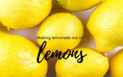 Market Update: Making Lemonade out of Lemons